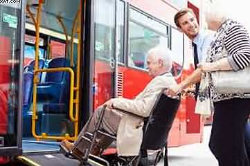 Disability Bus Travel